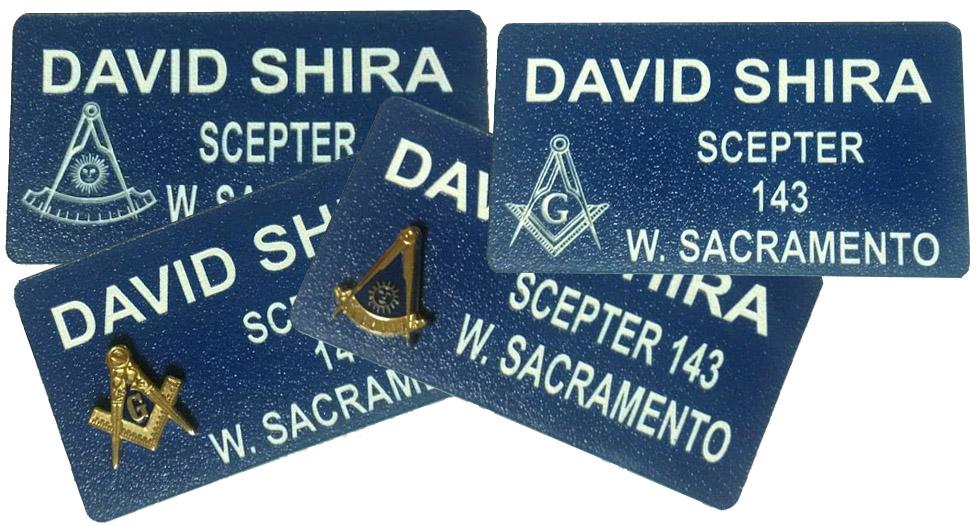 Blue Lodge Badges : Masonic Family Gifts